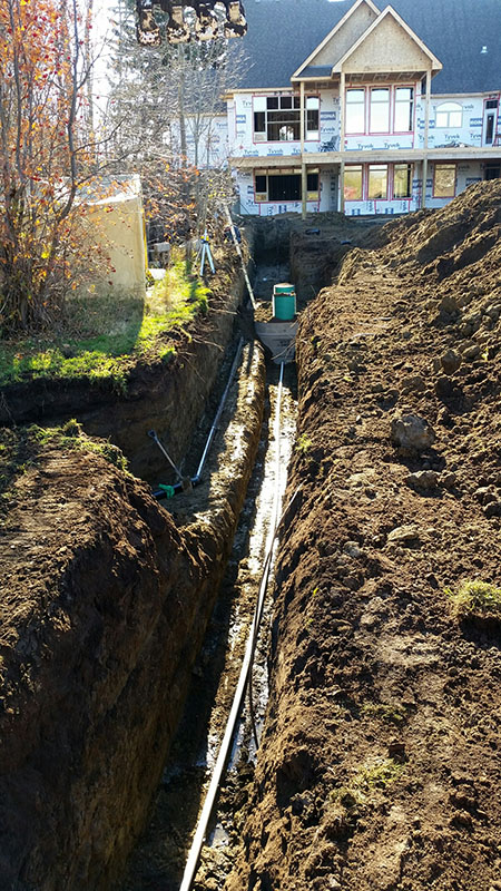 1 Sewage And Septic System Installations In Leduc Area